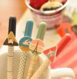 Гелевая ручка в винтажном стиле