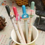гелевая ручка с украшением