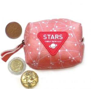 Кошелек для мелочи «Stars» - Pink