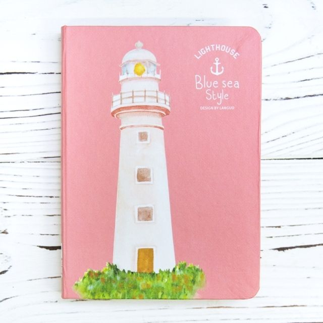 Блокнот «Lighthouse» - Pink