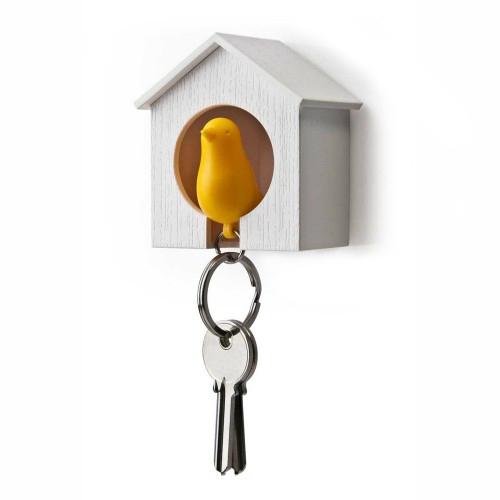 "Держатель для ключей ""Sparrow Key Ring"" - White"