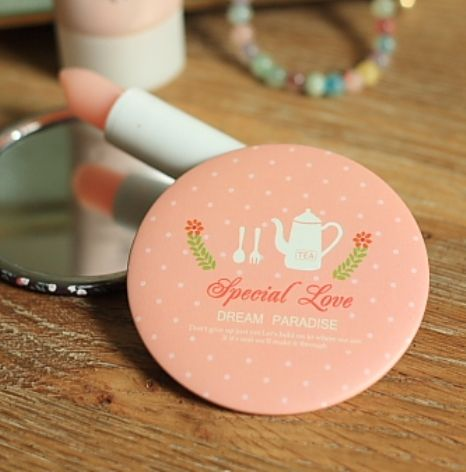 "Карманное зеркало ""Special Love"" - Tea"