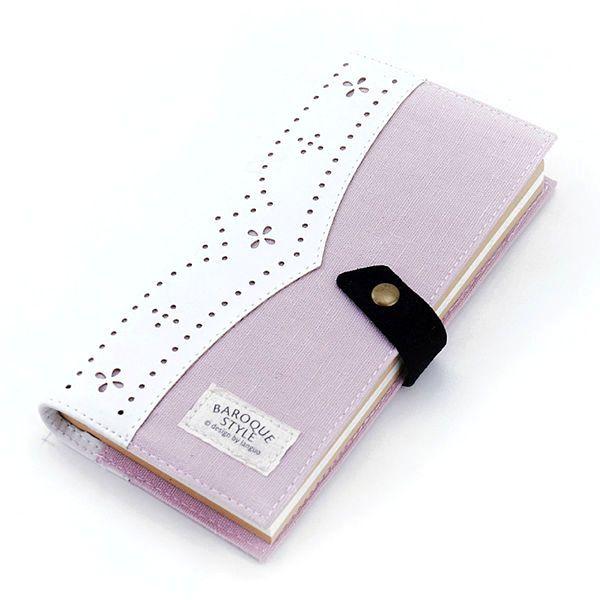 """Блокнот """"Baroque Style"""" - Pink"""
