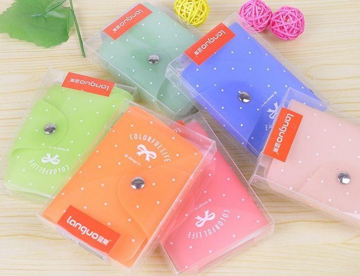Держатель для карточек «Colorful Life» (разные цвета)