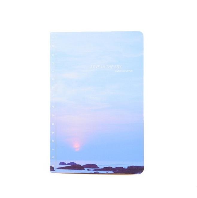 Тетрадь А5 «Tropical Paradise» - Sunrise